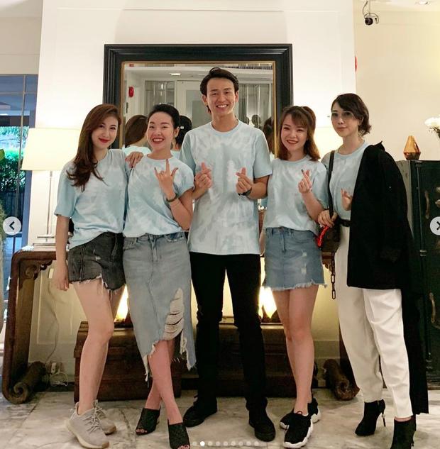 MC Quang Bảo công khai bạn gái doanh nhân sau thời gian giấu kỹ: Là giám đốc chuỗi khách sạn có tiếng, thân thiết với nhiều nghệ sĩ Vbiz  - Ảnh 7.