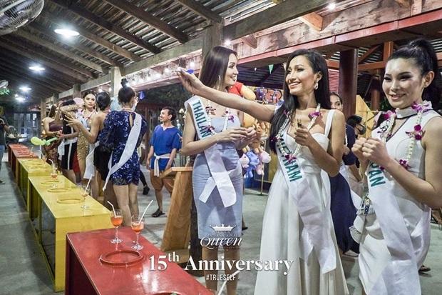 Tin vui đầu tiên của Hoài Sa tại Hoa hậu Chuyển giới Quốc tế: Về nhì phần thi tài năng, tạo ấn tượng mạnh khi trình diễn Quốc phục! - Ảnh 8.