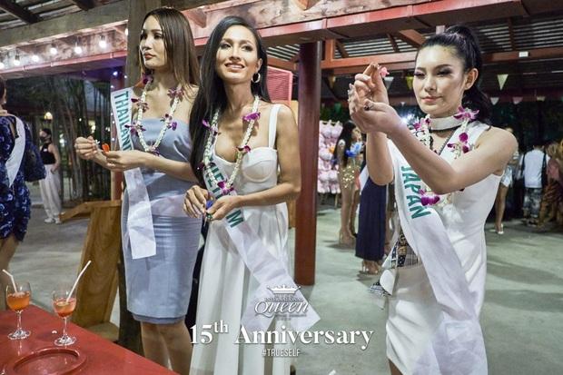 Tin vui đầu tiên của Hoài Sa tại Hoa hậu Chuyển giới Quốc tế: Về nhì phần thi tài năng, tạo ấn tượng mạnh khi trình diễn Quốc phục! - Ảnh 9.