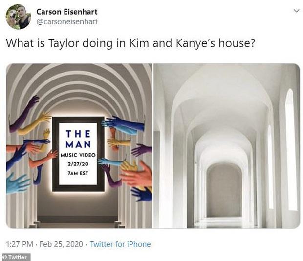 Taylor Swift cà khịa cực mạnh cả Kanye, bắt chước Leonardo cùng loạt chi tiết ẩn ý cực gắt gây sóng gió MXH - Ảnh 9.
