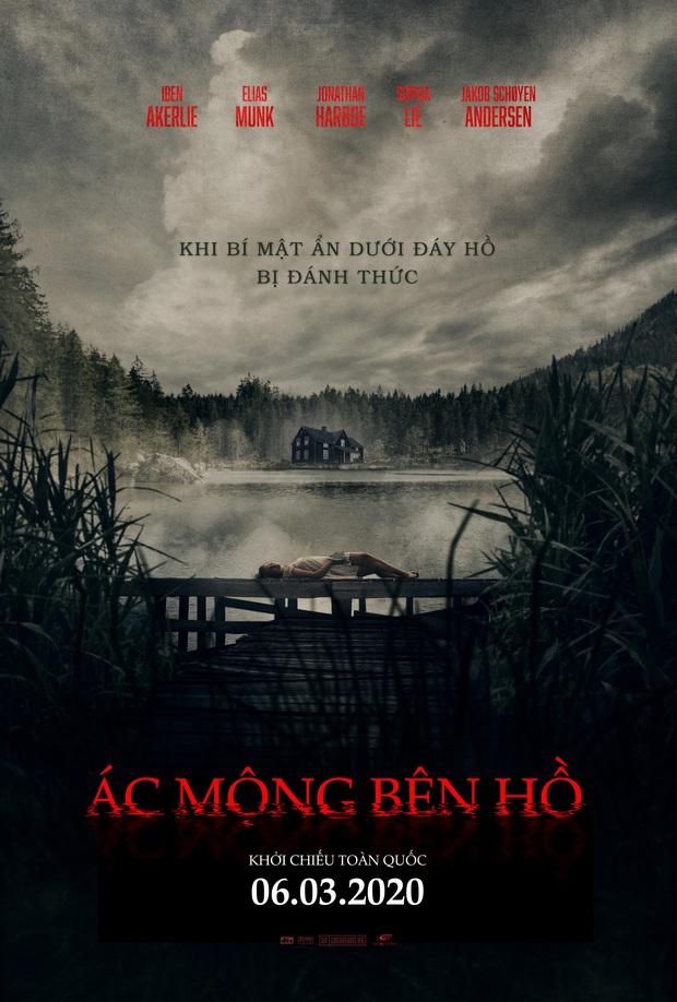 7 phim kinh dị về kì nghỉ chắc chắn gây ám ảnh hội phượt thủ: Cơn ác mộng mang tên những cái hồ - Ảnh 8.