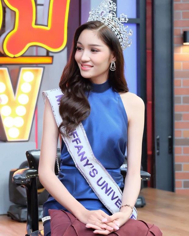 Loạt đối thủ Hoài Sa phải dè chừng ở Hoa hậu Chuyển giới Quốc tế: Từ bản sao của Pia Wurtzbach, chủ nhà Thái cao 1m80 - Ảnh 17.