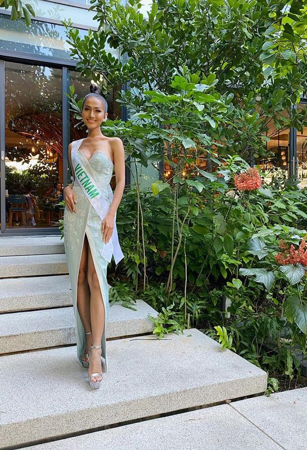 Tin vui đầu tiên của Hoài Sa tại Hoa hậu Chuyển giới Quốc tế: Về nhì phần thi tài năng, tạo ấn tượng mạnh khi trình diễn Quốc phục! - Ảnh 5.