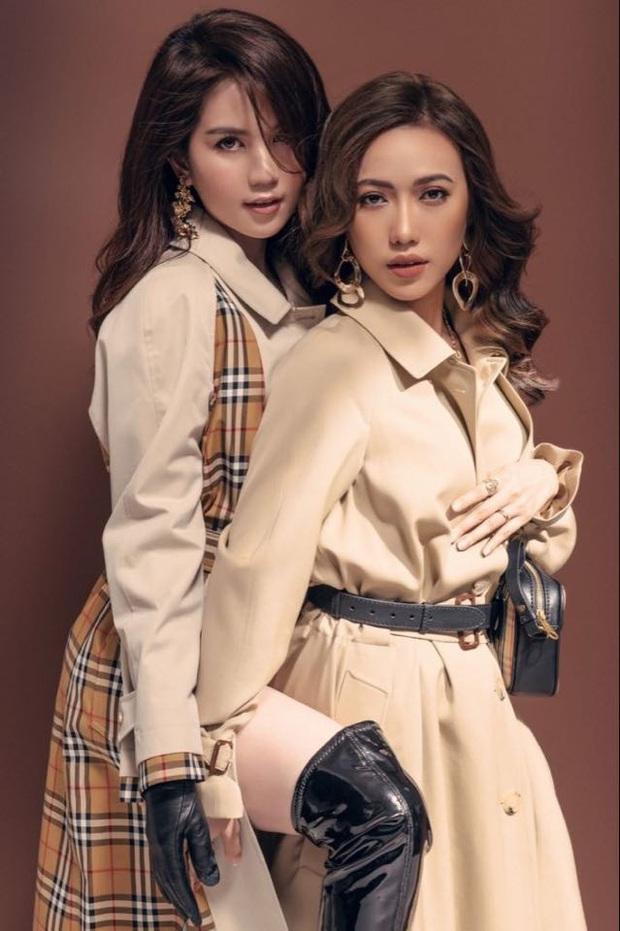 Trend vẩy rau kung fu của Ngọc Trinh bắt đầu phủ rộng showbiz: Diệu Nhi và Sĩ Thanh nhiệt tình hưởng ứng nhưng ai cũng toang  - Ảnh 5.
