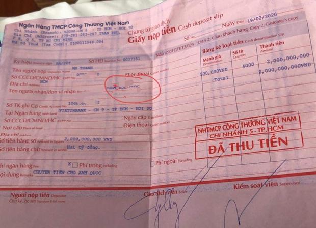 Đình chỉ giám đốc bệnh viện quận Gò Vấp nghi gom khẩu trang bán kiếm lời - Ảnh 2.