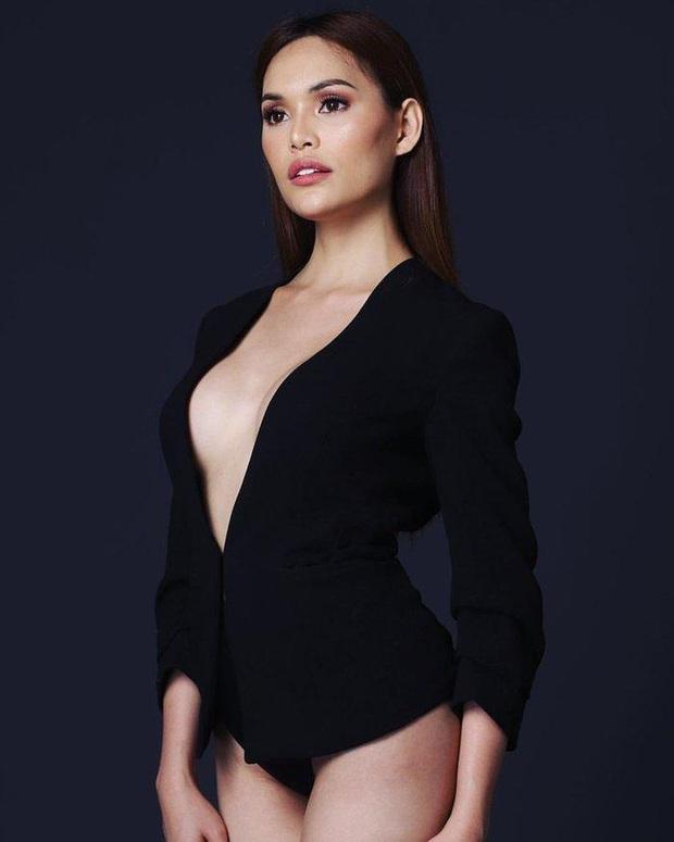 Loạt đối thủ Hoài Sa phải dè chừng ở Hoa hậu Chuyển giới Quốc tế: Từ bản sao của Pia Wurtzbach, chủ nhà Thái cao 1m80 - Ảnh 9.