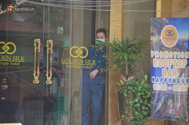 Ảnh: Hàng loạt khách sạn ở Hà Nội đóng cửa, giảm giá đến 60% vẫn ế khách giữa mùa dịch Covid-19 - Ảnh 5.
