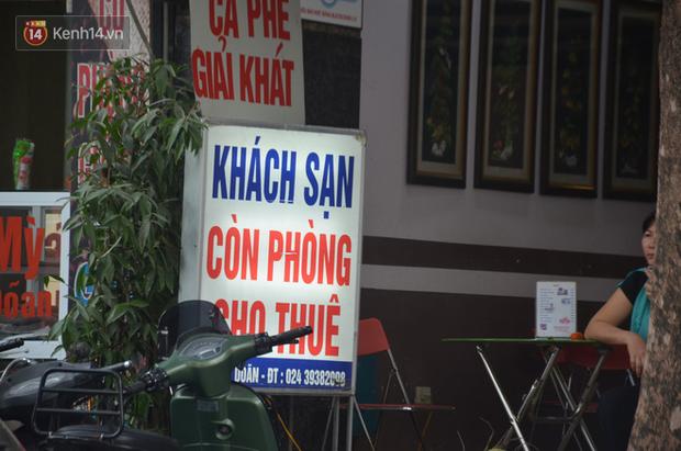 Ảnh: Hàng loạt khách sạn ở Hà Nội đóng cửa, giảm giá đến 60% vẫn ế khách giữa mùa dịch Covid-19 - Ảnh 4.