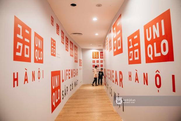 1 tuần trước ngày khai trương, cửa hàng UNIQLO đầu tiên tại Hà Nội đã chiếm trọn spotlight phố Phạm Ngọc Thạch - Ảnh 5.