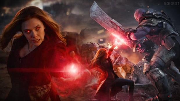 Fan Marvel giờ mới hoảng hốt phát hiện ra trong ENDGAME, gã đô con Thanos được đầu tư hẳn bộ... lông cánh? - Ảnh 1.
