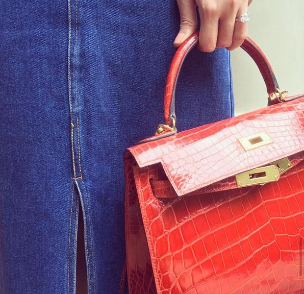 Choáng với khối tài sản hàng chục triệu đô của bạn gái Quang Bảo: Chỉ riêng BST túi hiệu thôi đã khiến dân tình lác mắt! - Ảnh 9.