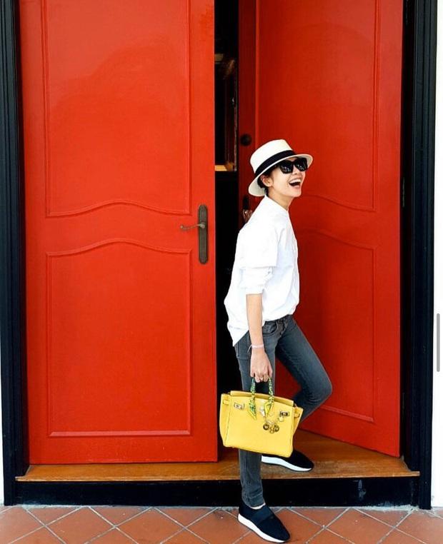 Choáng với khối tài sản hàng chục triệu đô của bạn gái Quang Bảo: Chỉ riêng BST túi hiệu thôi đã khiến dân tình lác mắt! - Ảnh 5.