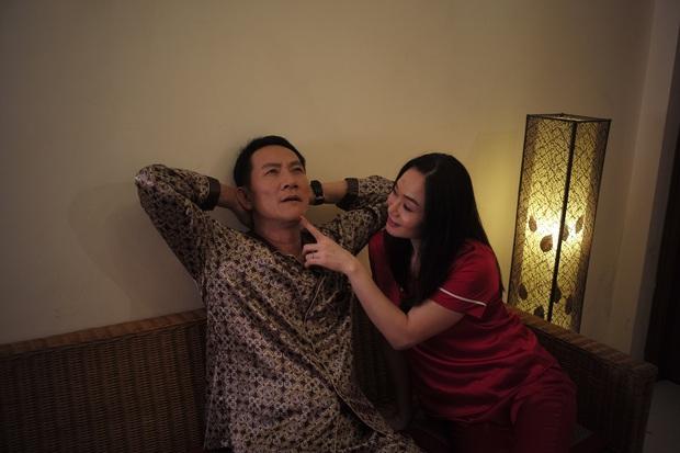 Vừa thoát kiếp tiểu tam trên màn ảnh, Quỳnh Kool chạm trán ngay Tuesday trung niên siêu cấp xảo trá ở phim mới - Ảnh 2.