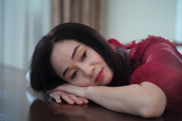 Vừa thoát kiếp tiểu tam trên màn ảnh, Quỳnh Kool chạm trán ngay Tuesday trung niên siêu cấp xảo trá ở phim mới - Ảnh 3.