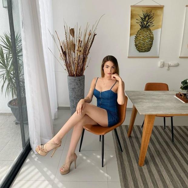 Loạt đối thủ Hoài Sa phải dè chừng ở Hoa hậu Chuyển giới Quốc tế: Từ bản sao của Pia Wurtzbach, chủ nhà Thái cao 1m80 - Ảnh 12.