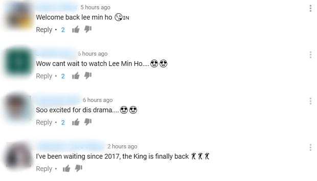 Lee Min Ho leo thắng top 1 trending xứ Hàn với Quân Vương Bất Diệt, khán giả khắp nơi phát cuồng vì độ đẹp trai - Ảnh 7.