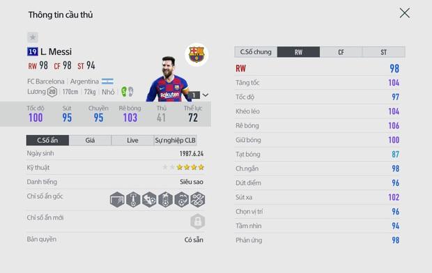 FIFA Online 4 ra mắt mùa thẻ mới 19UCL đậm tính may rủi, phù hợp với game thủ mê đỏ đen! - Ảnh 3.