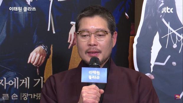 Park Seo Joon diện đồ tông xuyệt tông cực đáng yêu với Kim Da Mi ở họp báo Tầng Lớp Itaewon - Ảnh 6.