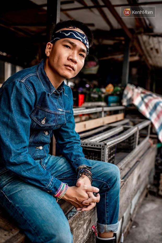 """Wowy - Lão Đại của làng Rap Việt và câu thần chú """"Có cố gắng có thành công"""" - Ảnh 2."""