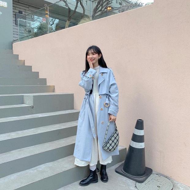 Cô nàng Jiwoo người Hàn cao đúng mét rưỡi mà nhìn lúc nào cũng như mét 6 nhờ 4 chiêu thức đơn giản mà xịn ra trò - Ảnh 2.