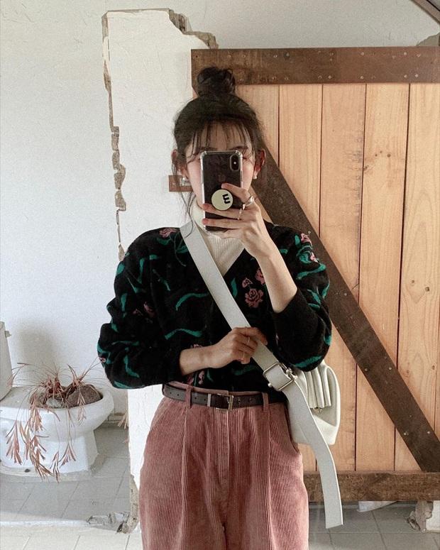 Cô nàng Jiwoo người Hàn cao đúng mét rưỡi mà nhìn lúc nào cũng như mét 6 nhờ 4 chiêu thức đơn giản mà xịn ra trò - Ảnh 11.