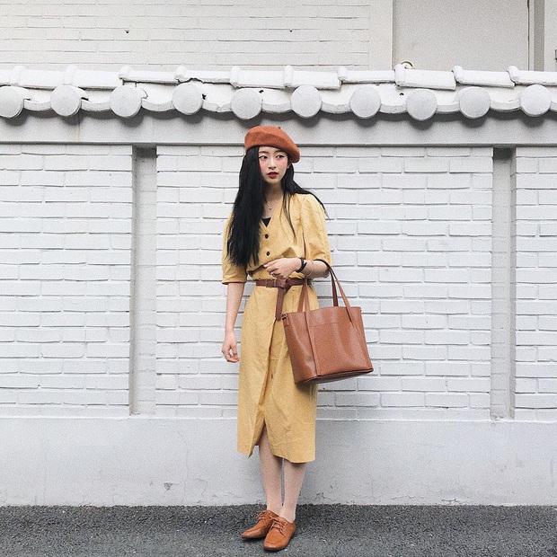 Cô nàng Jiwoo người Hàn cao đúng mét rưỡi mà nhìn lúc nào cũng như mét 6 nhờ 4 chiêu thức đơn giản mà xịn ra trò - Ảnh 12.