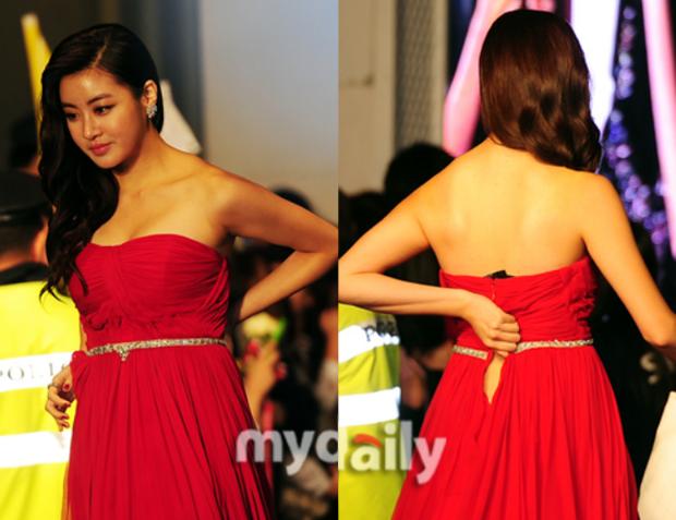 Tình cũ của Hyun Bin: Từ cô nàng mặc váy chật đến bục chỉ đến màn lột xác giảm 20kg, trở thành mỹ nhân có đôi chân đẹp nhất xứ Hàn - Ảnh 3.
