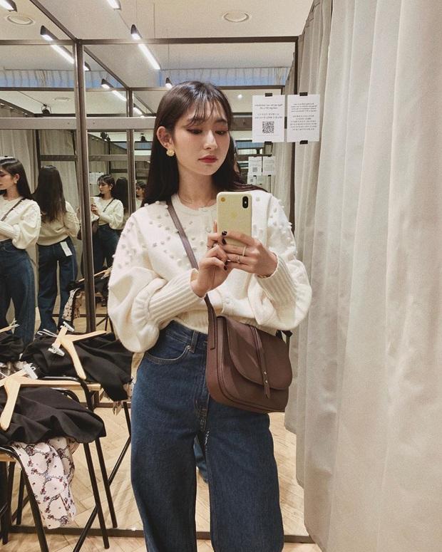 Cô nàng Jiwoo người Hàn cao đúng mét rưỡi mà nhìn lúc nào cũng như mét 6 nhờ 4 chiêu thức đơn giản mà xịn ra trò - Ảnh 4.