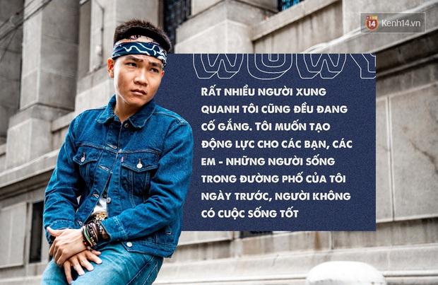 """Wowy - Lão Đại của làng Rap Việt và câu thần chú """"Có cố gắng có thành công"""" - Ảnh 5."""