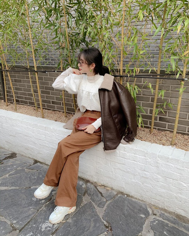 Cô nàng Jiwoo người Hàn cao đúng mét rưỡi mà nhìn lúc nào cũng như mét 6 nhờ 4 chiêu thức đơn giản mà xịn ra trò - Ảnh 6.