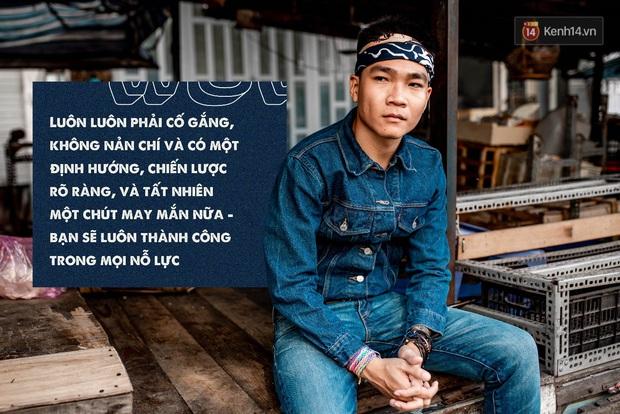 """Wowy - Lão Đại của làng Rap Việt và câu thần chú """"Có cố gắng có thành công"""" - Ảnh 8."""