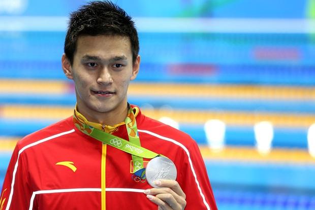 Kình ngư số một Trung Quốc bị cấm thi đấu 8 năm vì doping - Ảnh 1.