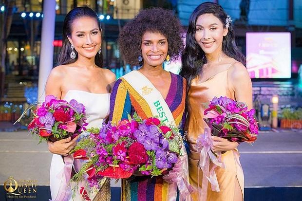 Quản lý Hoài Sa tiết lộ chuyện chưa kể tại Hoa hậu Chuyển giới Quốc tế: Gặp sự cố tại phần thi quốc phục, hát live hụt hơi vì có lý do - Ảnh 6.