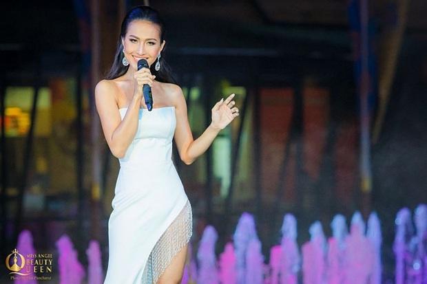 Quản lý Hoài Sa tiết lộ chuyện chưa kể tại Hoa hậu Chuyển giới Quốc tế: Gặp sự cố tại phần thi quốc phục, hát live hụt hơi vì có lý do - Ảnh 1.