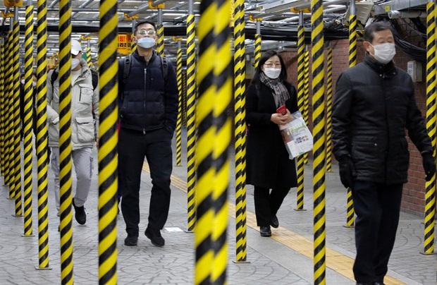 42 tín đồ Shincheonji ở Hàn Quốc đã từng đến Vũ Hán trong 8 tháng gần đây - Ảnh 1.