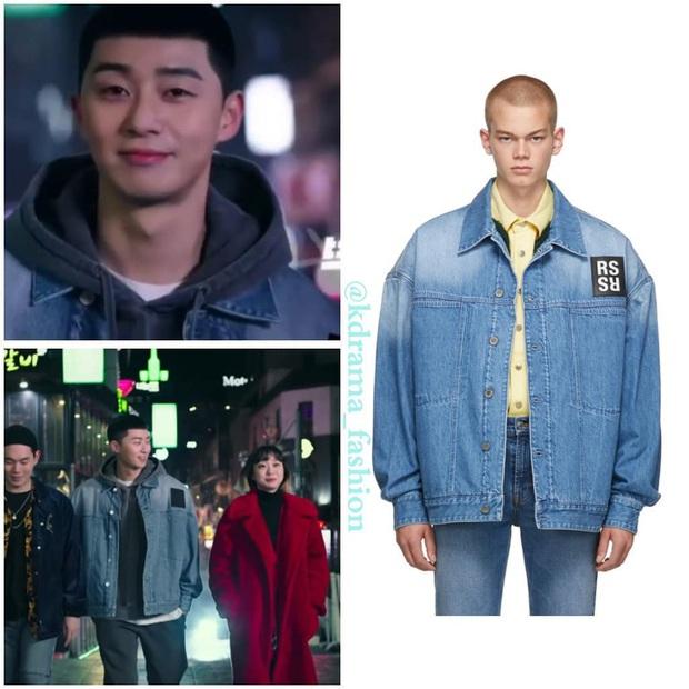 Park Seo Joon đúng là đại gia ngầm trong Itaewon Class: Đeo đồng hồ ngàn đô, balo chục triệu, mặc đồ đẹp hơn cả mẫu hãng - Ảnh 6.