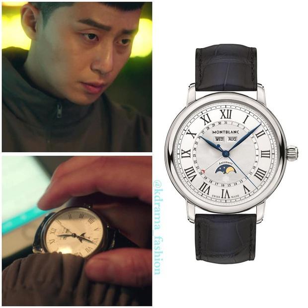 Park Seo Joon đúng là đại gia ngầm trong Itaewon Class: Đeo đồng hồ ngàn đô, balo chục triệu, mặc đồ đẹp hơn cả mẫu hãng - Ảnh 2.