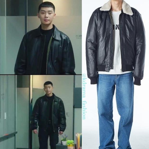 Park Seo Joon đúng là đại gia ngầm trong Itaewon Class: Đeo đồng hồ ngàn đô, balo chục triệu, mặc đồ đẹp hơn cả mẫu hãng - Ảnh 5.