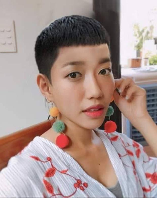 """Khi mỹ nhân Việt ướm thử tóc """"hạt dẻ"""" của ông chủ Park Seo Joon: Diệu Nhi cá tính khỏi bàn, Chi Pu, Hoàng Thuỳ Linh sẽ ra sao? - Ảnh 3."""