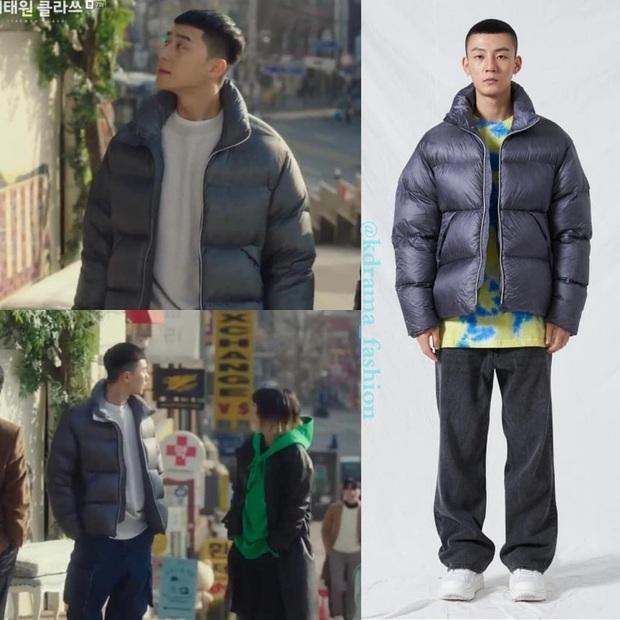 Park Seo Joon đúng là đại gia ngầm trong Itaewon Class: Đeo đồng hồ ngàn đô, balo chục triệu, mặc đồ đẹp hơn cả mẫu hãng - Ảnh 4.