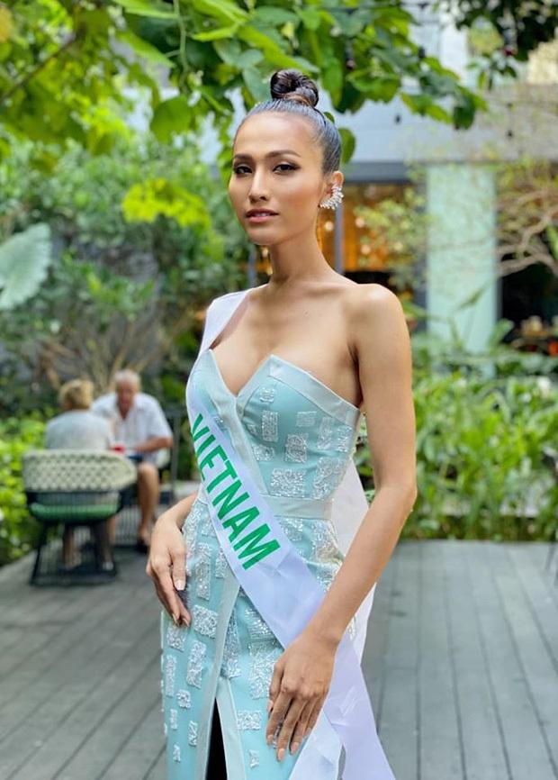 Quản lý Hoài Sa tiết lộ chuyện chưa kể tại Hoa hậu Chuyển giới Quốc tế: Gặp sự cố tại phần thi quốc phục, hát live hụt hơi vì có lý do - Ảnh 7.