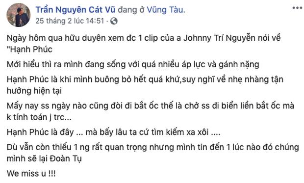 Tim vừa ẩn ý mong muốn tái hợp, Trương Quỳnh Anh liền có động thái trả lời khéo léo thế này đây! - Ảnh 3.