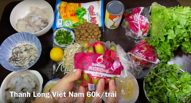 Mẹ con Quỳnh Trần - bé Sa được ủng hộ nhiệt tình với món bánh xèo thanh long, dù ở nước Nhật xa xôi vẫn góp phần giải cứu nông sản Việt Nam - Ảnh 3.