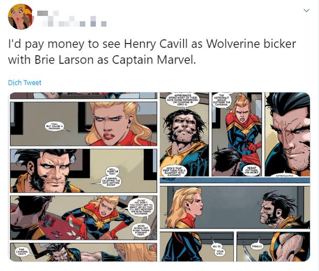 Marvel âm mưu đưa trai đẹp của The Witcher vào vũ trụ bằng Captain Marvel 2: Còn gì nữa là spotlight của Brie Larson? - Ảnh 6.