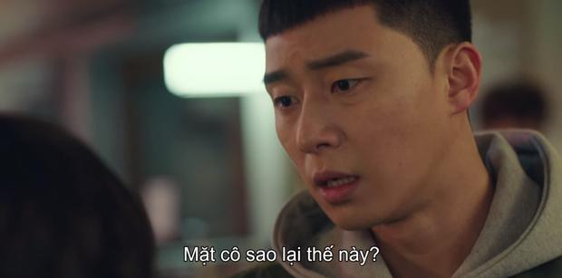 Tầng Lớp Itaewon tập 10: Ớn lạnh trước sự tàn nhẫn của kẻ thù Park Seo Joon, đẩy con vào tù để bảo vệ gia sản - Ảnh 3.