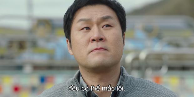 Tầng Lớp Itaewon tập 10: Ớn lạnh trước sự tàn nhẫn của kẻ thù Park Seo Joon, đẩy con vào tù để bảo vệ gia sản - Ảnh 5.