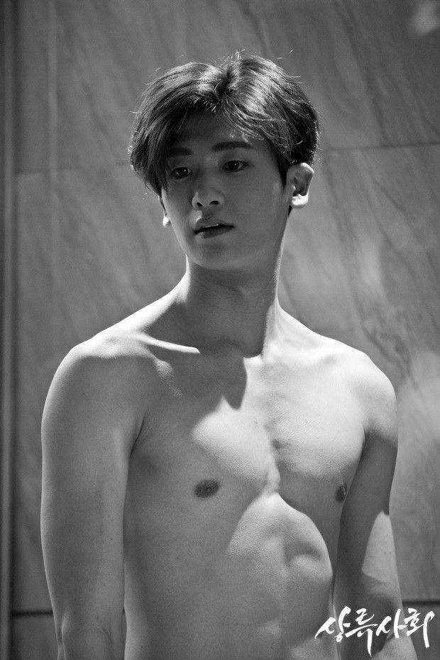 Chờ mãi Park Seo Joon chưa khoe body trong Itaewon Class, fan bèn đào lại clip nhảy dây cởi áo từng gây sốt - Ảnh 6.