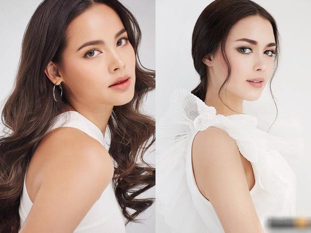 4 cặp diễn viên Thái Lan giống nhau đến ngỡ ngàng: Từ Nữ Thần Rắn đến em gái quốc dân đều có bản song trùng? - Ảnh 2.