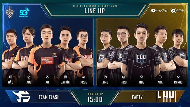 Địa chấn: Nhà vô địch thế giới Team Flash thảm bại trước FAPTV, cộng đồng Liên Quân dậy sóng đi tìm lý do! - Ảnh 1.