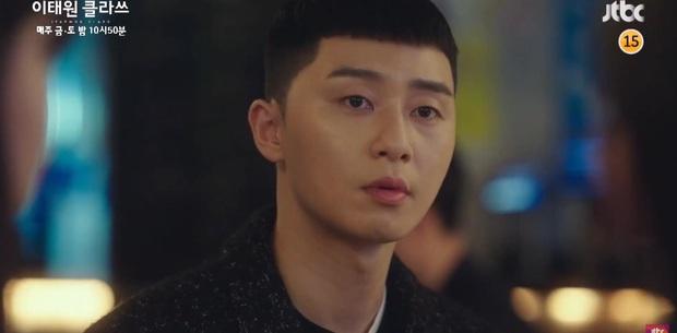 """Preview tập 11 Tầng Lớp Itaewon: """"Điên nữ"""" bật khóc nói em yêu anh, bỏ chạy vì bị Park Sae Ro Yi phũ trước mặt Soo Ah? - Ảnh 2."""